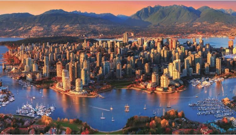 Khi-hau-Vancouver