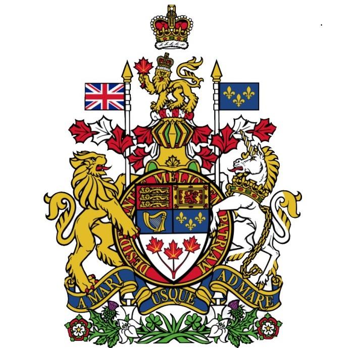 Những điều bạn chưa biết về ý nghĩa quốc huy Canada