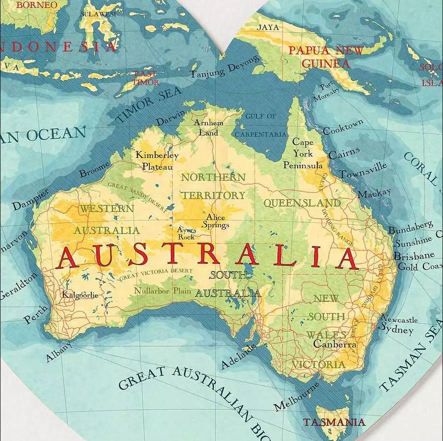 Giới thiệu châu Úc gồm những nước thuộc châu lục nào