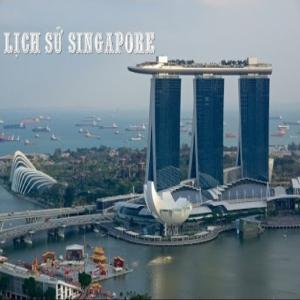 Lịch sử đất nước Singapore – Vương quốc Sư tử ngày đó