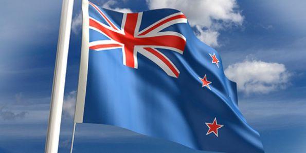 Cờ New Zealand