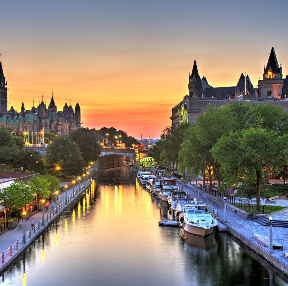 Thủ đô Canada – 5 điểm đến du lịch cực kỳ hấp dẫn