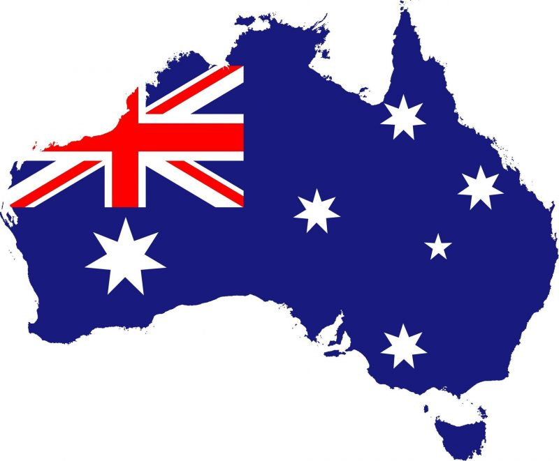 Bản đồ nước Úc và những điều về nước Úc mà bạn chưa biết