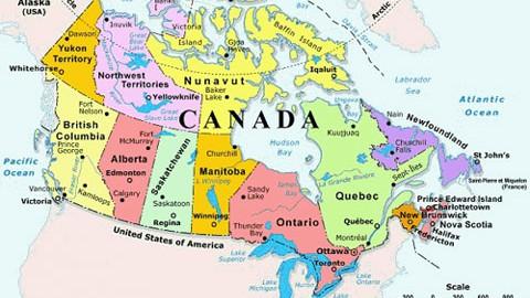 Địa lý Canada – Khám phá nét đẹp thiên nhiên hùng vĩ