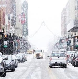 Thời tiết Canada tháng 3 – Mùa đông vẫn chưa kết thúc