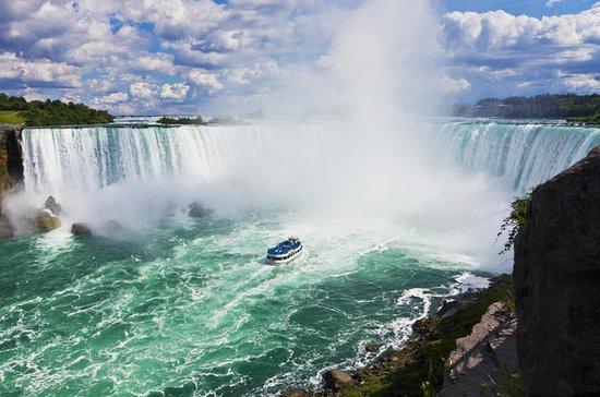 Thác Niagara biên giới Mỹ-Canada và các hoạt động du lịch hấp dẫn