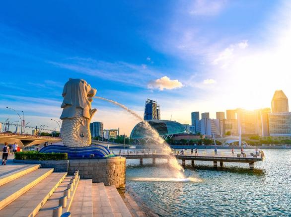 Biểu tượng đất nước Singapore: Dấu ấn lịch sử đất nước