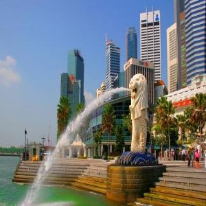 Khám phá bản đồ đất nước Singapore – Đảo quốc sư tử biển