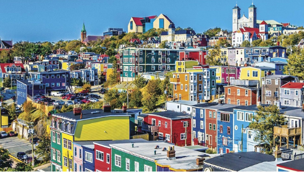 Bạn có biết Newfoundland ở đâu?