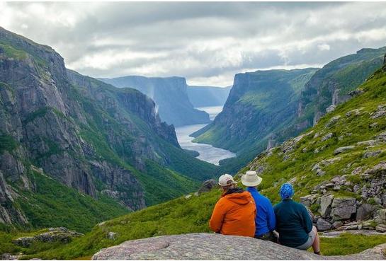 Newfoundland-va-Labrador-vuon-quoc-gia